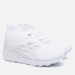 Кроссовки ASICS Gel-Kayano Trainer Knit MT Light And Shade Pack White фото- 2