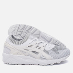 Кроссовки ASICS Gel-Kayano Trainer Knit Reflective Knit Pack Silver/White фото- 1