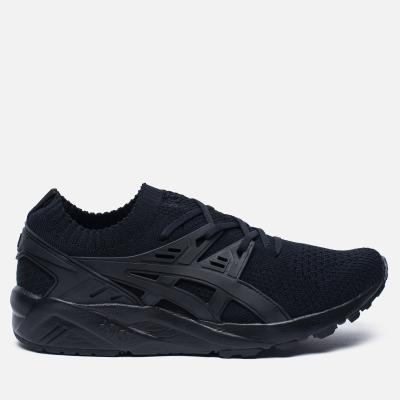 ASICS Gel-Kayano Trainer Knit Uniform Pack Black/Black