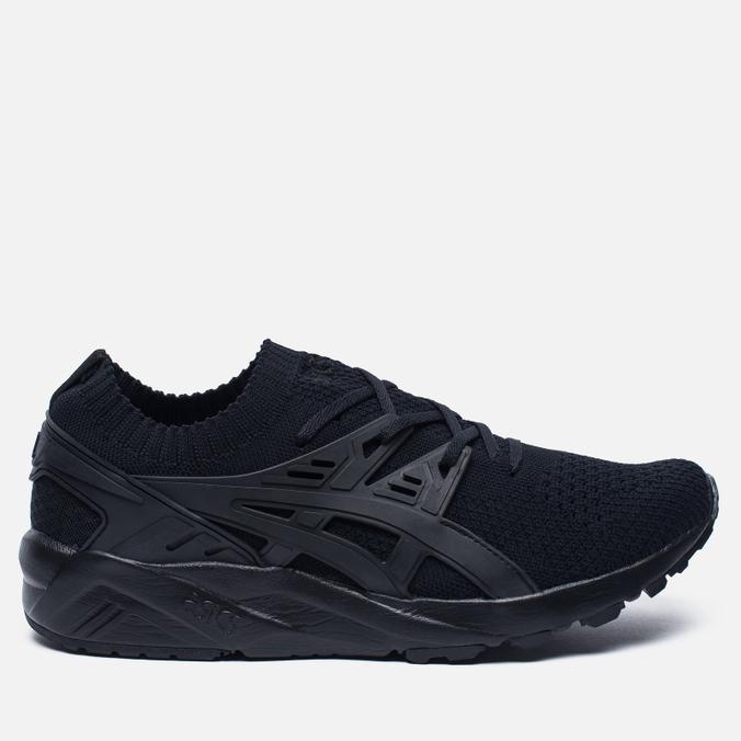 Кроссовки ASICS Gel-Kayano Trainer Knit Uniform Pack Black/Black
