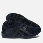 Кроссовки ASICS Gel-Kayano Trainer Knit Uniform Pack Black/Black фото- 1