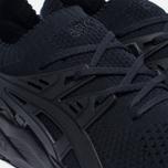 Кроссовки ASICS Gel-Kayano Trainer Knit Uniform Pack Black/Black фото- 3