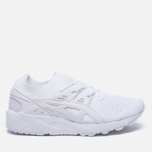 Кроссовки ASICS Gel-Kayano Trainer Knit Uniform Pack White/White фото- 0
