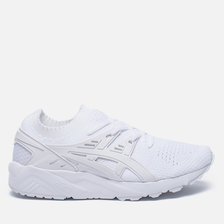 Кроссовки ASICS Gel-Kayano Trainer Knit Uniform Pack White/White