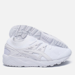 Кроссовки ASICS Gel-Kayano Trainer Knit Uniform Pack White/White фото- 1