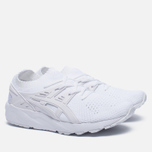 Кроссовки ASICS Gel-Kayano Trainer Knit Uniform Pack White/White фото- 2