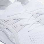 Кроссовки ASICS Gel-Kayano Trainer Knit Uniform Pack White/White фото- 3