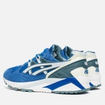 Кроссовки ASICS Gel-Kayano Trainer City Mobility Pack Plein Air/Monaco Blue фото- 2
