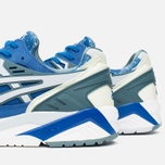 Кроссовки ASICS Gel-Kayano Trainer City Mobility Pack Plein Air/Monaco Blue фото- 5