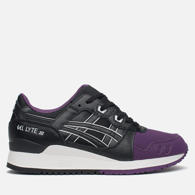 Кроссовки ASICS Gel-Lyte III Purple/Black