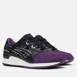 Кроссовки ASICS Gel-Lyte III Purple/Black фото- 1