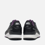 Кроссовки ASICS Gel-Lyte III Purple/Black фото- 3