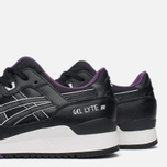 Кроссовки ASICS Gel-Lyte III Purple/Black фото- 5