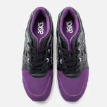 Кроссовки ASICS Gel-Lyte III Purple/Black фото- 4