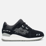 Кроссовки ASICS Gel-Lyte III Black/Pirate Black фото- 0