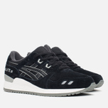 Кроссовки ASICS Gel-Lyte III Black/Pirate Black фото- 1