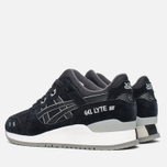 Кроссовки ASICS Gel-Lyte III Black/Pirate Black фото- 2