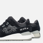 Кроссовки ASICS Gel-Lyte III Black/Pirate Black фото- 7