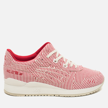 Мужские кроссовки ASICS Gel-Lyte III Derby Pack Classic Red
