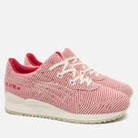 Мужские кроссовки ASICS Gel-Lyte III Derby Pack Classic Red фото- 1