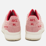 Мужские кроссовки ASICS Gel-Lyte III Derby Pack Classic Red фото- 4