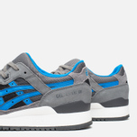 Кроссовки ASICS Gel-Lyte III Grey/Mid Blue фото- 5