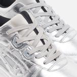 Кроссовки ASICS Gel-Lyte III Liquid Metal Pack Silver/Silver фото- 4