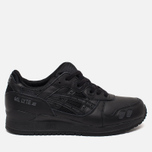 Кроссовки ASICS Gel-Lyte III Pure Pack Black фото- 0