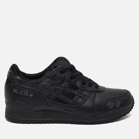 Кроссовки ASICS Gel-Lyte III Pure Pack Black