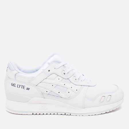 ASICS Gel-Lyte III Pure Pack Sneakers White