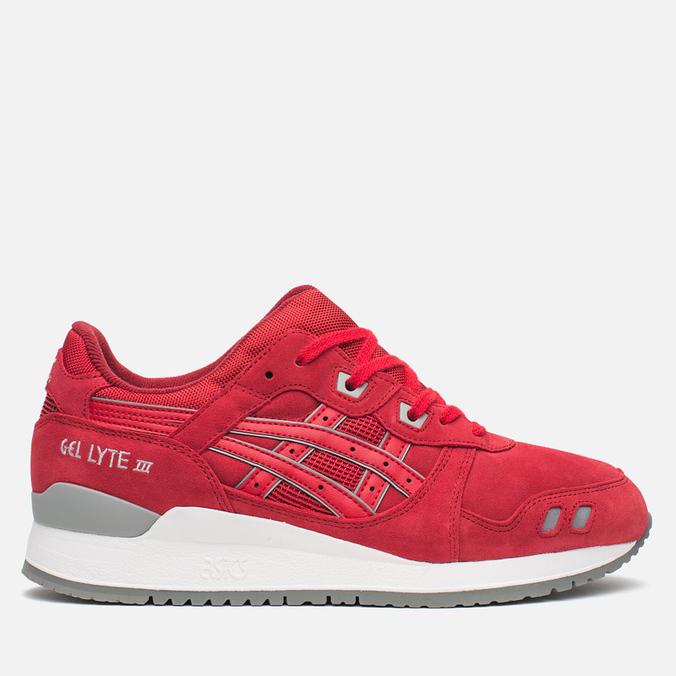 Кроссовки ASICS Gel-Lyte III Red/Red