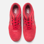 Кроссовки ASICS Gel-Lyte III Red/Red фото- 4