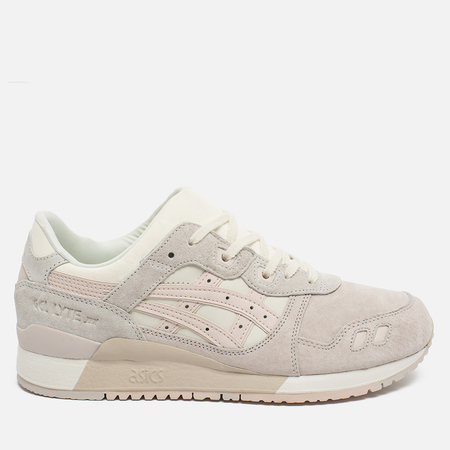 Кроссовки ASICS Gel-Lyte III Whisper Pink Pack Slight White/Pink