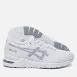 Кроссовки ASICS Gel-Lyte Evo NT White/Mid Grey фото- 1
