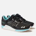 Кроссовки ASICS Gel-Lyte III Black/Blue/White фото- 2