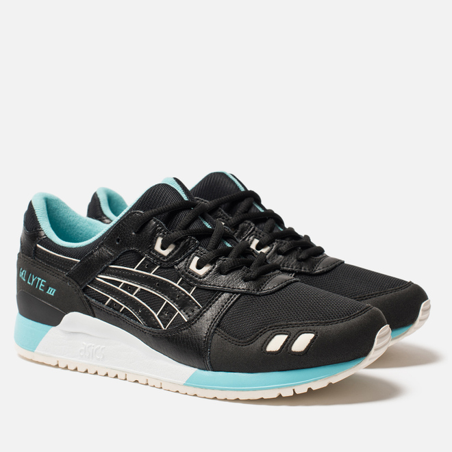 Кроссовки ASICS Gel-Lyte III Black/Blue/White