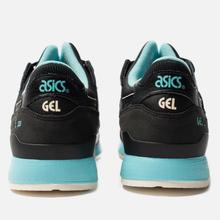 Кроссовки ASICS Gel-Lyte III Black/Blue/White фото- 3
