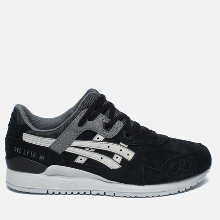 Кроссовки ASICS Gel-Lyte III Black/Soft Grey/White