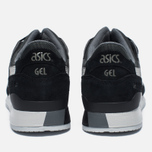 Кроссовки ASICS Gel-Lyte III Black/Soft Grey/White фото- 3
