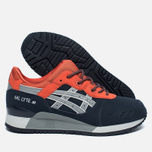 ASICS Gel-Lyte III Block Pack Sneakers Indian Ink/Mid Grey photo- 2