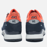 ASICS Gel-Lyte III Block Pack Sneakers Indian Ink/Mid Grey photo- 4