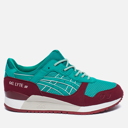 Кроссовки ASICS Gel-Lyte III Block Pack Spectra Green