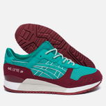 Кроссовки ASICS Gel-Lyte III Block Pack Spectra Green фото- 2
