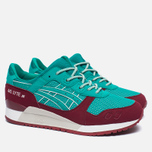 Кроссовки ASICS Gel-Lyte III Block Pack Spectra Green фото- 1