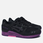 Кроссовки ASICS Gel-Lyte III Borealis Pack Black/Purple фото- 2