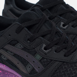 Кроссовки ASICS Gel-Lyte III Borealis Pack Black/Purple фото- 3