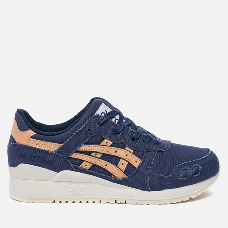 Кроссовки ASICS Gel-Lyte III Canvas Tote Pack Indigo Blue/Tan