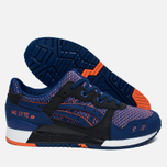 Кроссовки ASICS Gel-Lyte III Chameleoid Mesh Pack Blue Print/Orange фото- 1