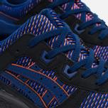 Кроссовки ASICS Gel-Lyte III Chameleoid Mesh Pack Blue Print/Orange фото- 3