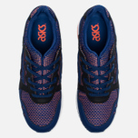Кроссовки ASICS Gel-Lyte III Chameleoid Mesh Pack Blue Print/Orange фото- 4